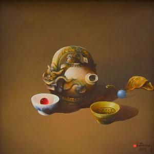 Still-life 01-Original Vietnamese Art